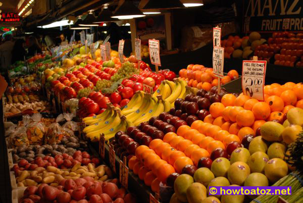 How to Choose Fresh Fruits - How to A to Z