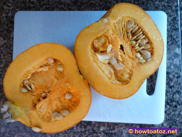 New Halloween Pumpkin Pie - How to A to Z