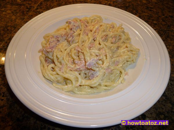 Spaghetti alla Carbonara - How to A to Z