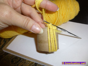 DIY Napkin Ring -How to A to Z