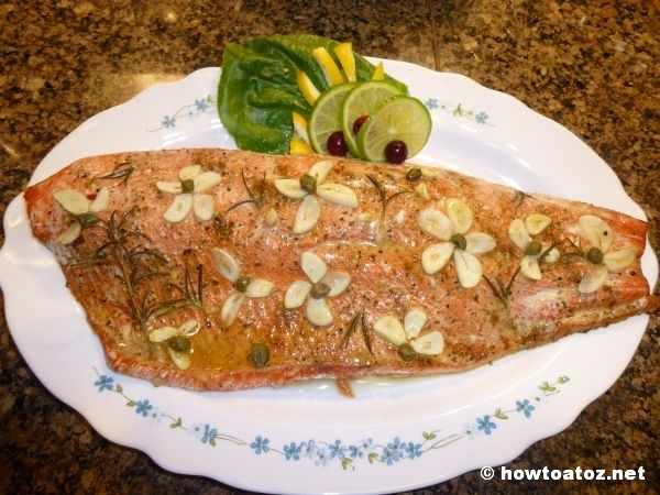 Baked Salmon - How to A to Z