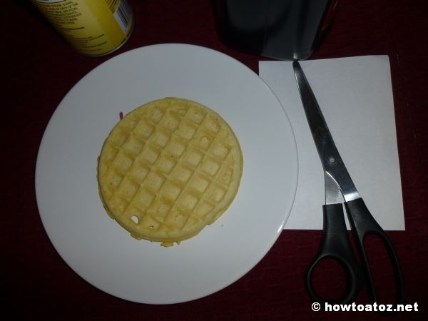 Valentine's Waffles - How to A to Z