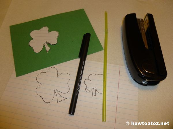 St Patrick Day Crafts - How to A to Z