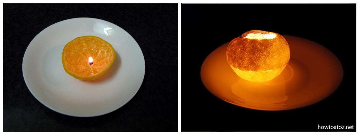 Mandarin Tea Light - How to A to Z