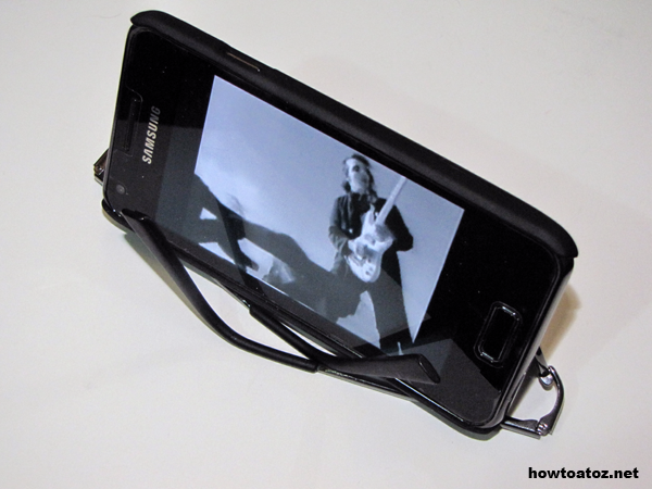 Sunglasses cell phone holder - How to A to Z