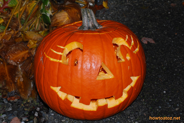 Halloween Pumpkin Carving Ideas - How to A to Z