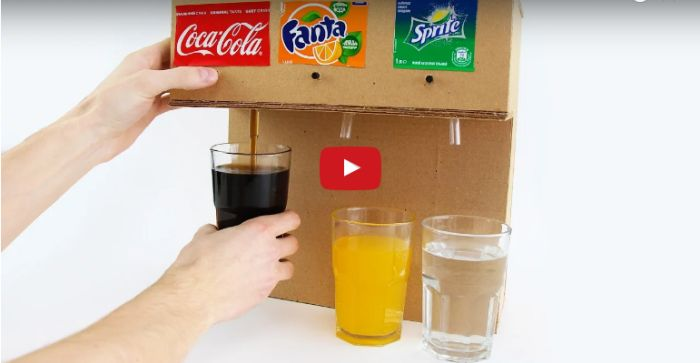 How to Make Soda Fountain Machine